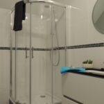 Privé badkamer (toilet & douche)